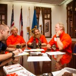 OAR Northwest debriefs the rescue with Petty Officer Harper of the USCG in Puerto Rico.