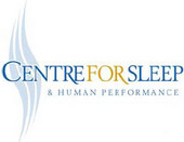 Logo Center for Sleep and Human Performance