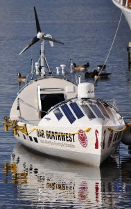 "Ocean Rowboat ""James Robert Hanssen"""