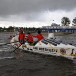 OAR Northwest Arriving at Dock at Jericho Sailing Centre May 2