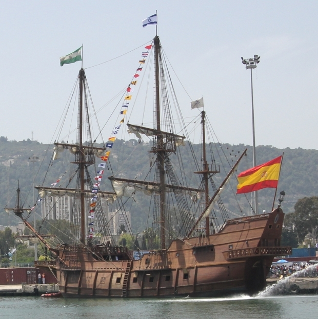 galleon31